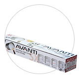 AVANTI SX-Series Garage Door Openers small packaging saves storage and delivery costs
