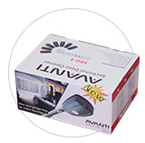AVANTI T-Serie Garage Door Opener Detail  small packaging saves stroage and delivery costs